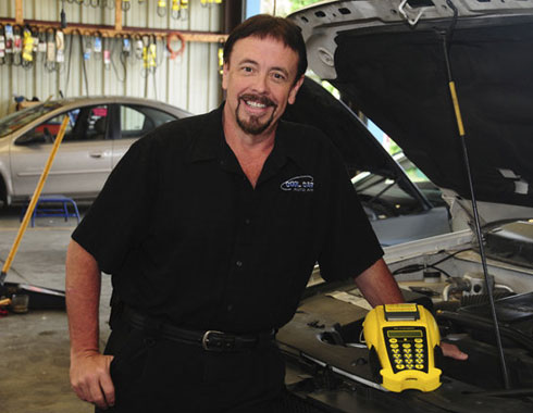 Gus Swensen, Owner - Cool Car Auto Air - Auto AC Repair